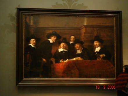 Rembrandt - Rijksmuseum