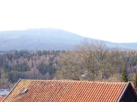 Blick auf den Wurmberg - Seilbahnfahrt zum Wurmberg