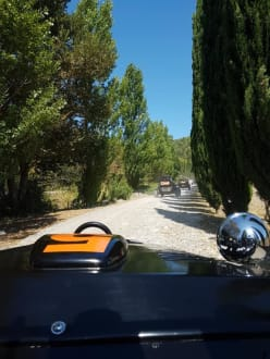 On the road - Buggy Touren Buggy4Fun Can Picafort