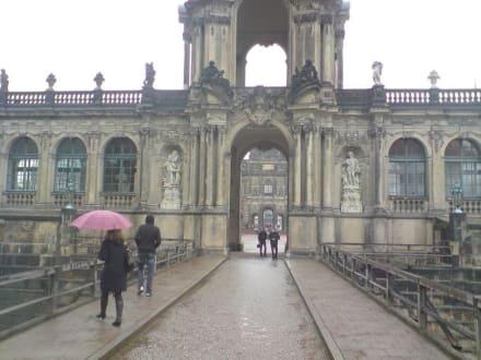 Ausflug nach Dresden - Zwinger