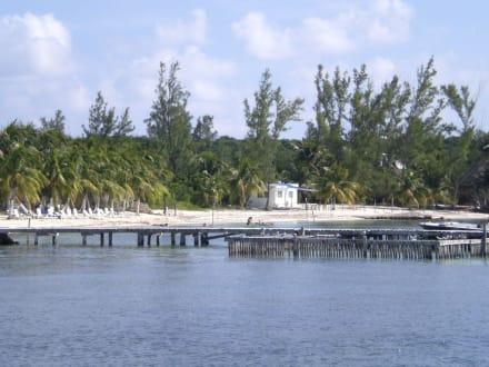 Strand von Isla Mujeres - Isla de Mujeres