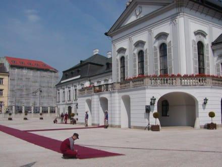 Präsidentenpalast - Präsidentenpalast