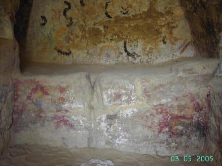 Felswohnung Matala - Höhlen von Matala
