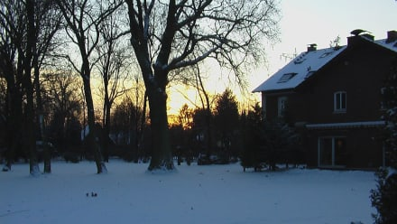 winterromantik bild hotel ausspann in hamburg hamburg deutschland. Black Bedroom Furniture Sets. Home Design Ideas
