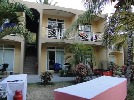 Vue - Hotel Villas Mon Plaisir