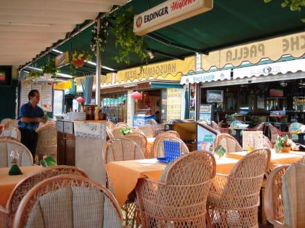 Direkt am Strand - Restaurant Klamotte