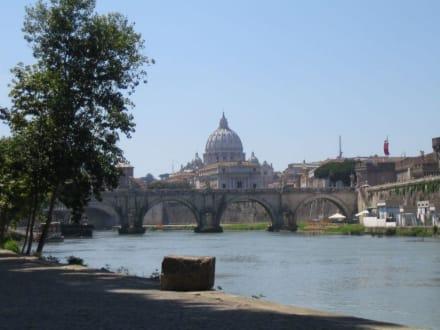 Tiber - Tiber Fluss