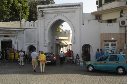 Eingang zur Medina - Medina