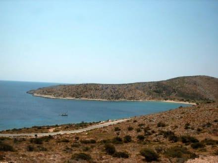 Blick zum Livadi-Strand - Iraklia