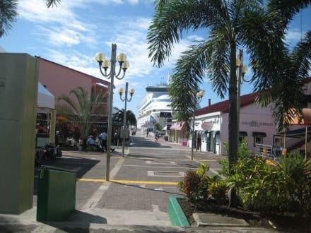 Antigua - Hafen St. John's