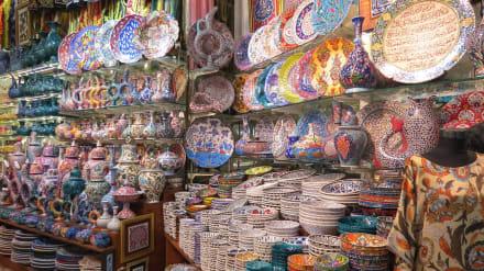 Marché/ Centre commercial - Grand Bazar / Kapali Carsi