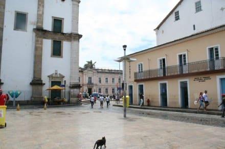 Unterwegs - Praça da Sé