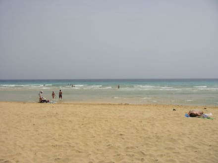 Strand Equinzo - Strand Playa de Esquinzo / Playa de Butihondo