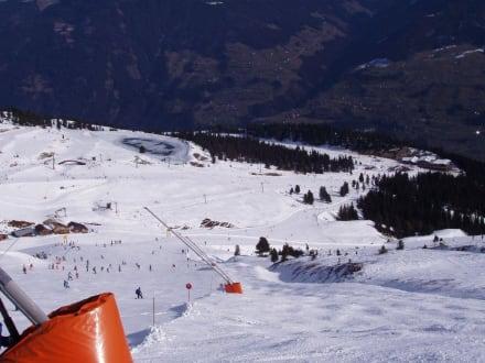Berg/Vulkan/Gebirge - Skiregion Hochzillertal