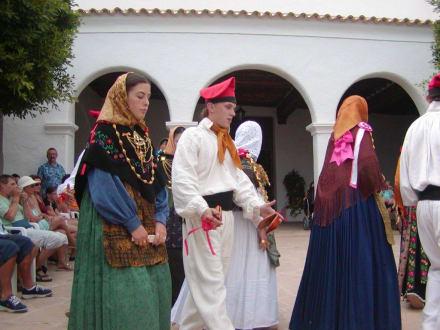 Folklore in San Miquel - Folklore Show