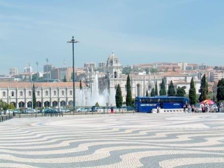 Lissabon - Jeronimos Kloster in Belem
