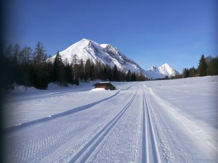 Berg - Wandern Leutasch
