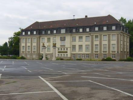 Der Wilhelmsbau - Technik Museum Speyer
