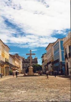Pelourinho, Salvador da Bahia - Largo do Cruzeiro de São Francisco