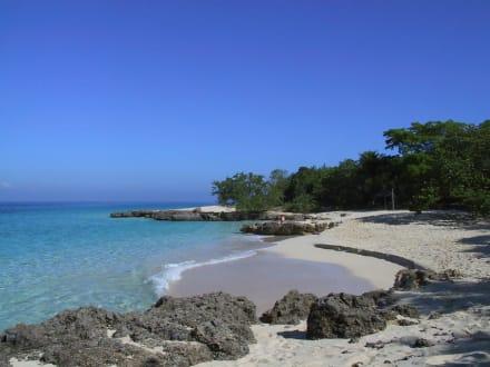 Traumstrand! - Strand Cayo Saetia