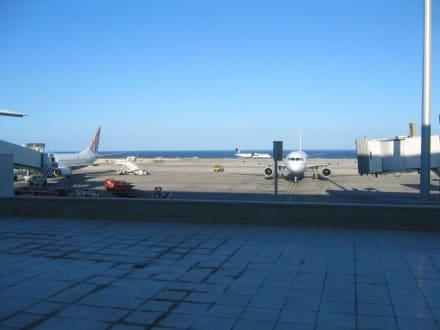Flughafen Fuerteventura - Flughafen Fuerteventura (FUE)