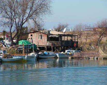 Auf dem Fluss - Flussfahrt Manavgat