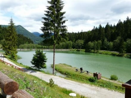 Lake close to Fatrapark 2 -