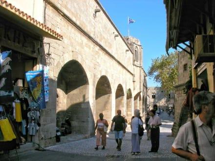 Altstadt - Altstadt Rhodos Stadt
