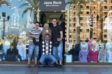 Hakan Butik Jeans World - Sultan Basar