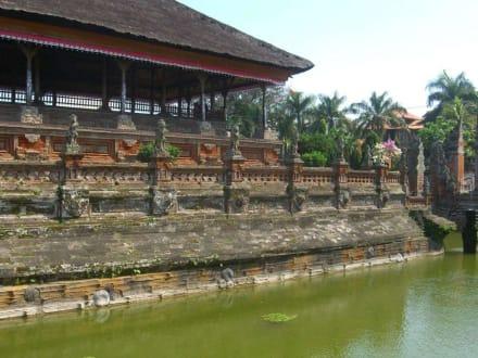 Kerta Gosa - Gerichtsgebäude in Klungkung / Kerta Gosa