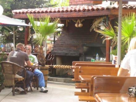 Das Djanny Restaurant... - Djanny Restaurant