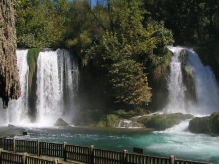 Düden Wasserfall - Oberer Düden Wasserfall