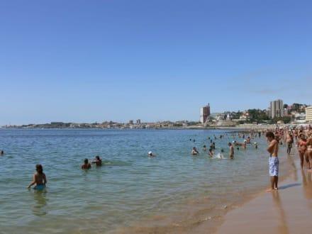 Toller Strand und klares Wasser - Strände Estoril