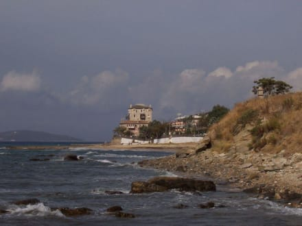 Wachturm von Ouranoupolis - Wehrturm