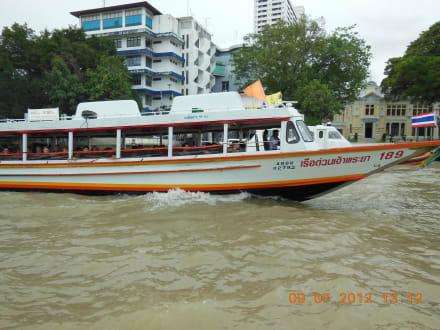 Wassertaxi - Transport