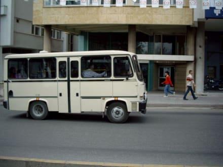 Der rasende Dolmus... - Transport
