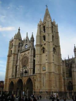 Kathedrale von León - Kathedrale von Leon