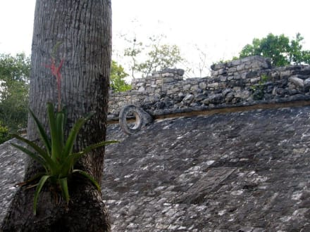 Coba - Ruinenstätte Cobá