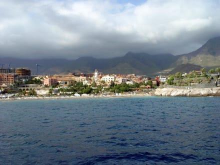 Panorama El Duque - Strand El Duque