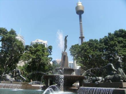 Sonstige Gebäude - Sydney Tower