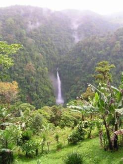 La Paz Wasserfall - La Paz Wasserfall