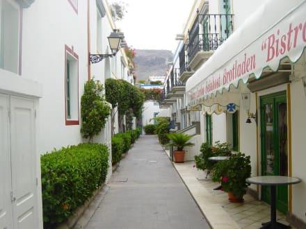 """Puerto de Mogan oder auch """"Klein Venedig"""" genannt - Altstadt Puerto de Mogán"""
