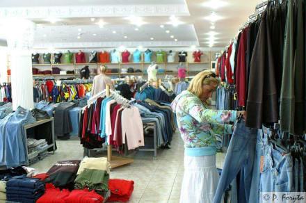 Shoppen - Einkaufen & Shopping