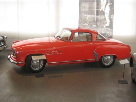 Wartburg 313-1 Sportcoupe, 1958 - Automobile Welt Eisenach