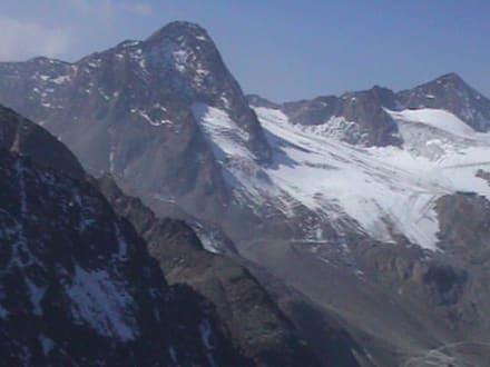 Trögler (Stubaital/Tirol) - Stubaier Gletscher