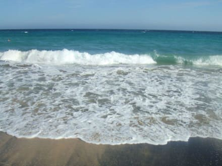 Strand Esquinzo - Strand Playa de Esquinzo / Playa de Butihondo