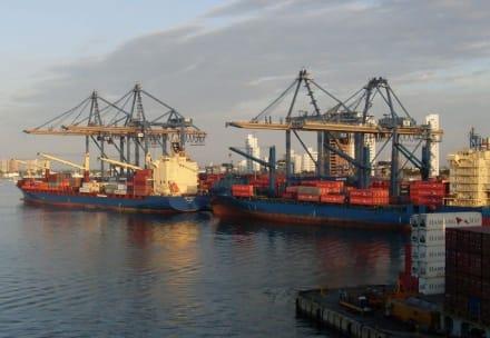 Hafen von Cartagena - Hafen Cartagena