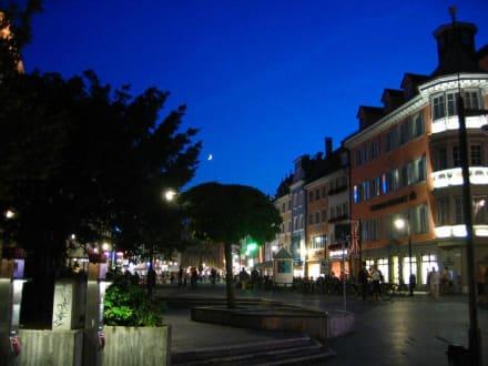 Konstanz Marktstätte - Marktstätte