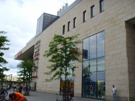 Aussenansicht - Lago Center