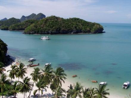 Angthong Nationalpark - Insel Mue Koh - Ang Thong Marine National Park